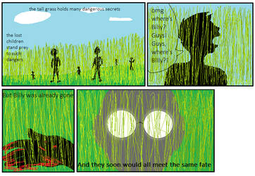 The Freakin Grass Comic by Archive-of-Giullio