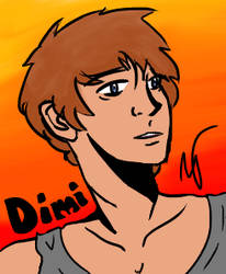 Dimi by Archive-of-Giullio