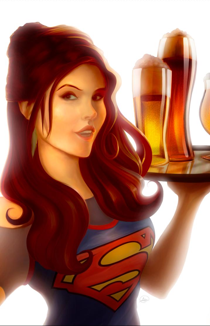 Supertender by Andora