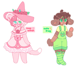 SET PRICE ANTHRO ADOPTS [CLOSED]