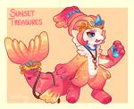 [GLUBGLUBS] Sunset Treasures OTA!