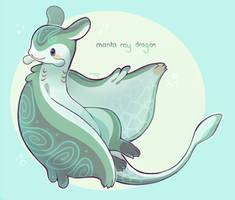 manta ray dragon