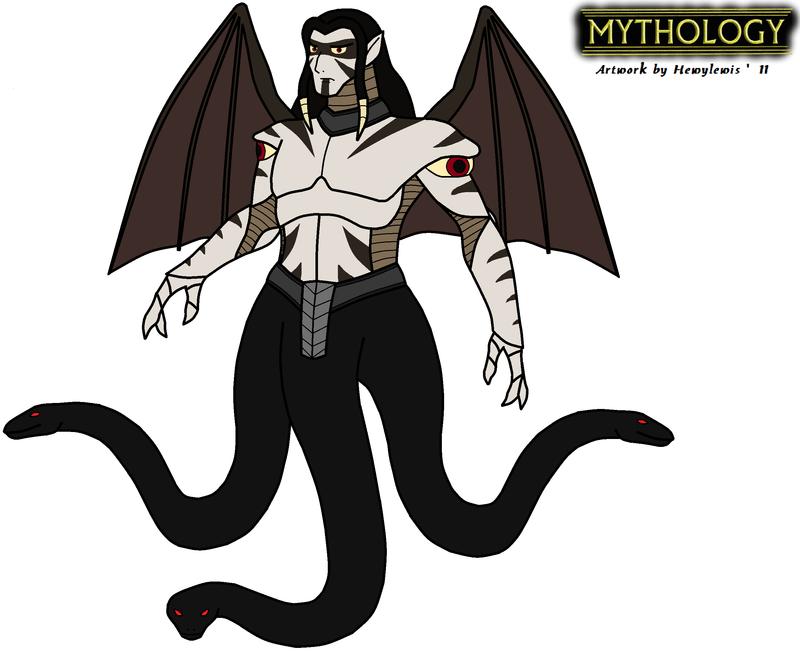 Mythology - Typ...