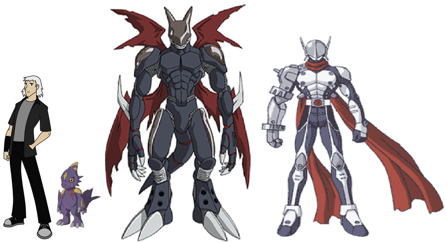 digimon heroes rixus digimon line by hewytoonmore on