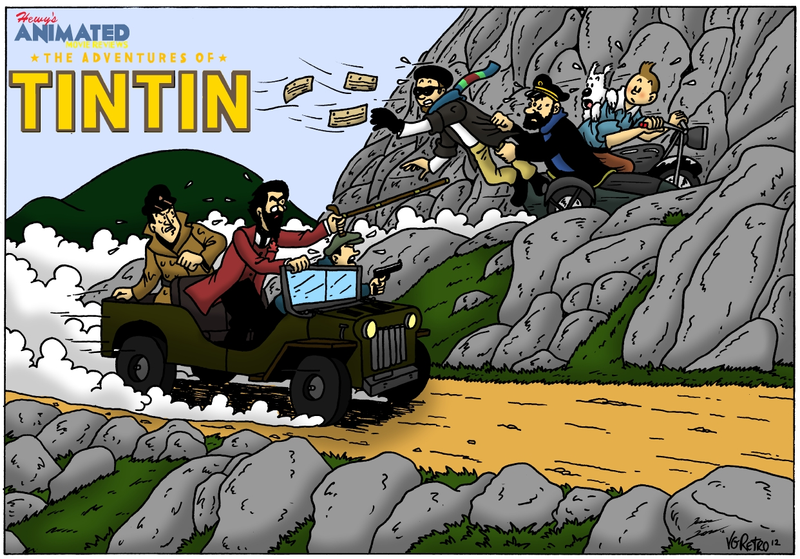 hamr_tintin_card_by_hewylewis d4ozubh hamr the adventures of tintin card by hewytoonmore on deviantart