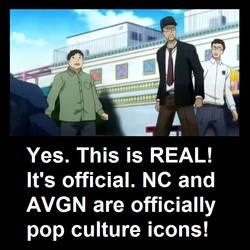 NC AVGN Anime Meme by HewyToonmore