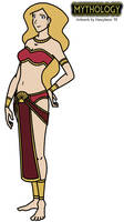 Mythology - Aphrodite 2013
