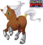 Digimon: Heroes 2.0 - Ponymon 2013
