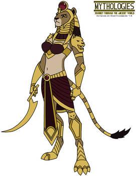 Mythologies - Sekhmet 2014