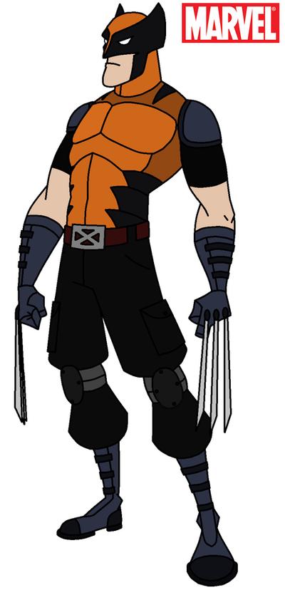 Marvel - Wolverine 2014 by HewyToonmore