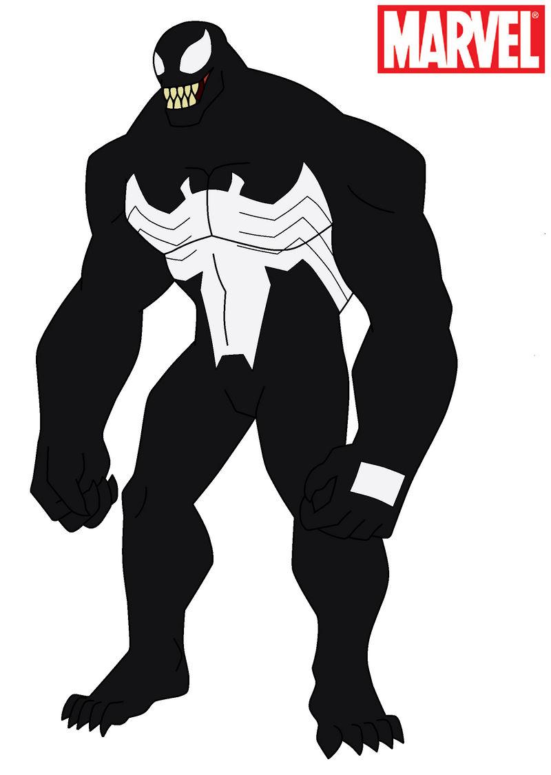 Marvel - Venom 2018 by HewyToonmore on DeviantArt