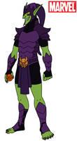Marvel - Green Goblin 2018