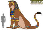 Mythologies - King Kenshu the Androsphinx 2018 by HewyToonmore