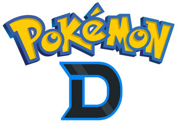 Pokemon D Logo by HewyToonmore