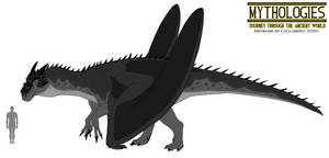Mythologies - Damon's Dragon Form 2020
