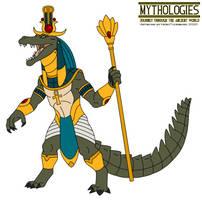 Mythologies - Sobek 2020