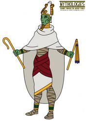 Mythologies - Osiris 2020