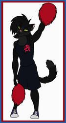 Anarchat Cheerleader Commission for ChivaRen