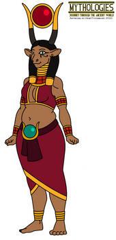 Mythologies - Hathor 2020