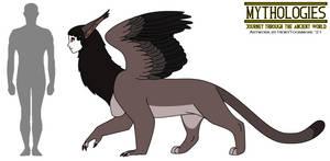 Mythologies - Greek Sphinx 2021