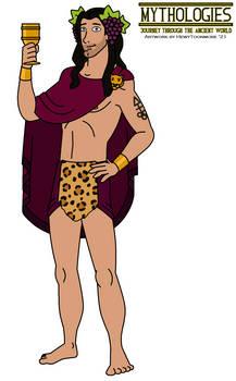 Mythologies - Dionysus 2021