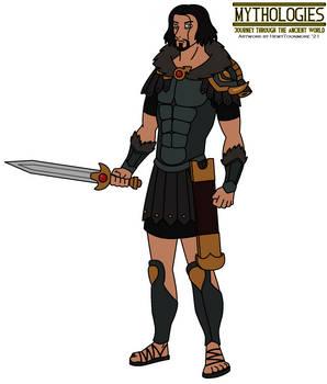 Mythologies - Ares 2021