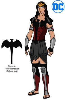 DC - Wonder Woman Red Son 2021