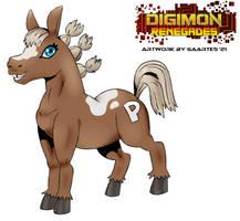 Digimon Renegades - Ponymon 2021