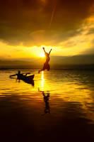 Reach For The Sun by pelacurseni