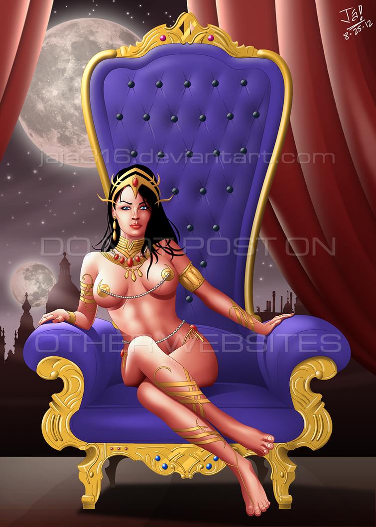 princess of mars by Jaja316