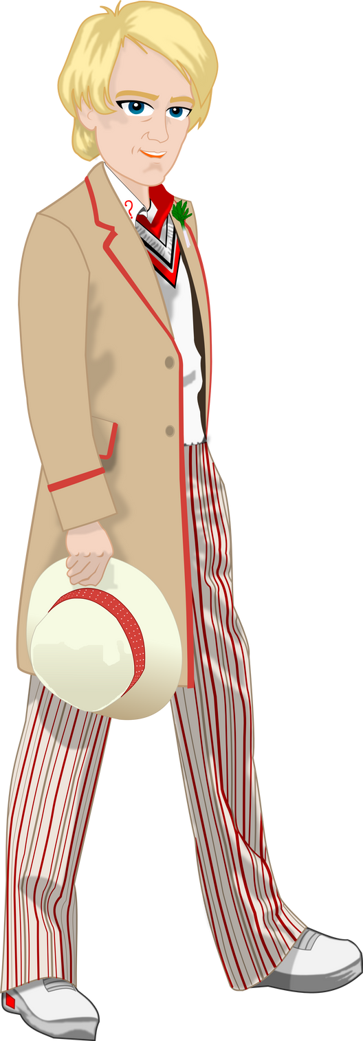 Doctor Who the fifth doctor Equestria Girls style by Dragnmastralex