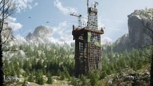 Server Dust | Elevation by Vioxtar