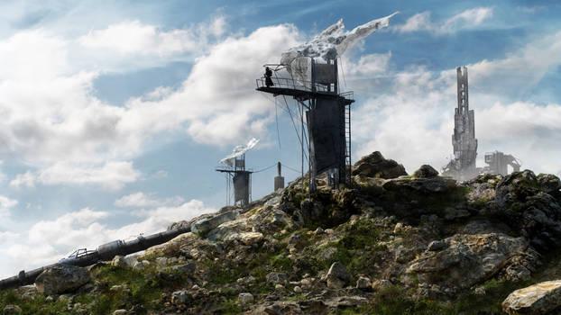 HL2 - Watchtower