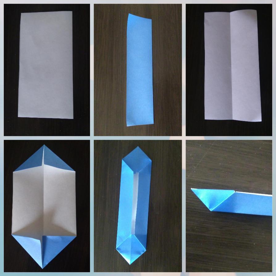 Tutorial Origami Ltus Flower Part 1 By Kayuhini On Deviantart