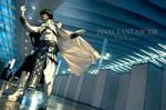 FFXIII - Cid Raines