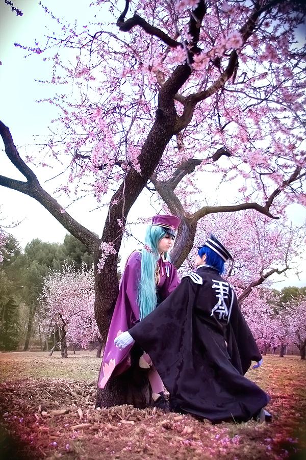 Vocaloid - Shoot you by Hikari-Kanda