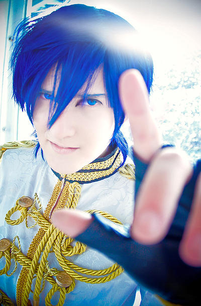 ID - Saturated Blue by Hikari-Kanda