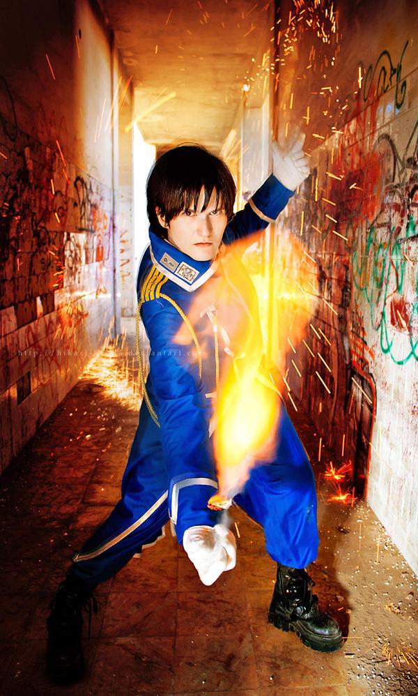 Alchemic Burning Light by Hikari-Kanda