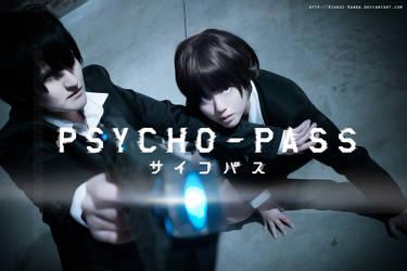 PSYCHO - PASS by Hikari-Kanda