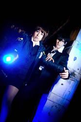 Criminal Instinct by Hikari-Kanda