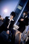 Psycho Pass - Out of Control