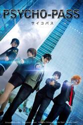 TEAM PP - Psycho Pass by Hikari-Kanda