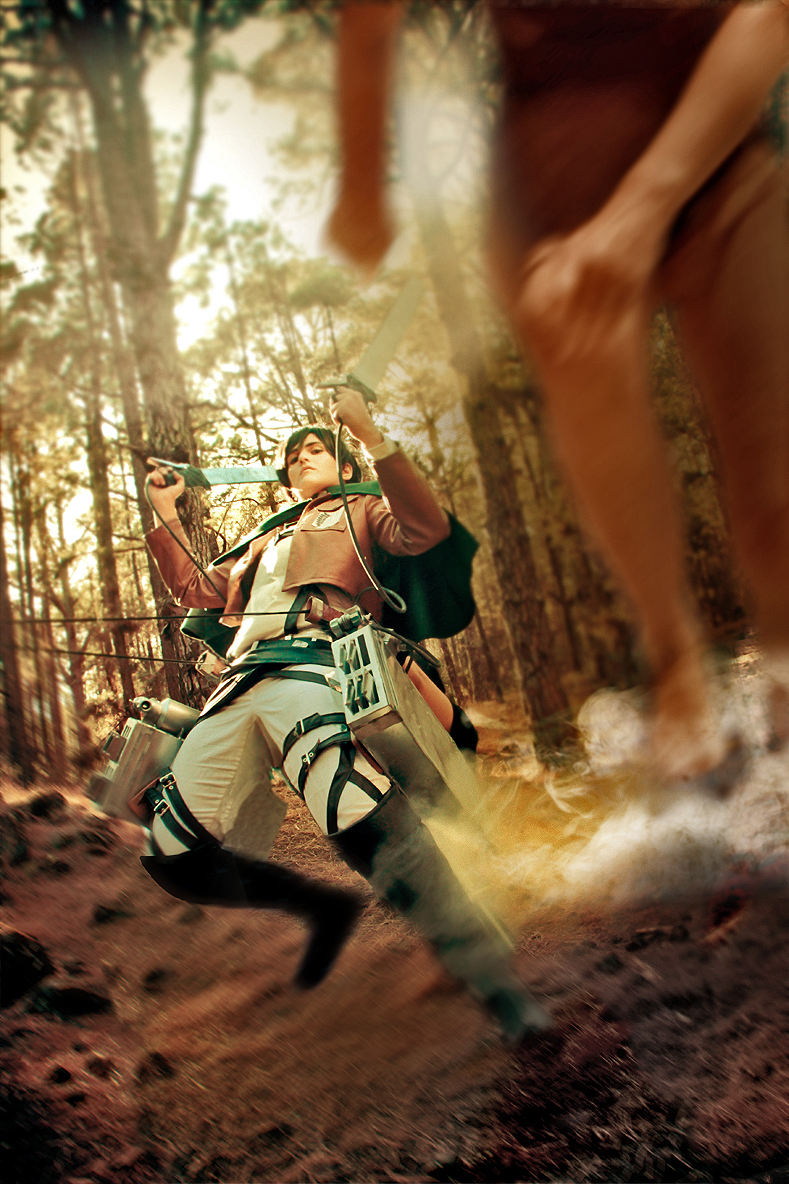 Snk - Fast to Furious by Hikari-Kanda