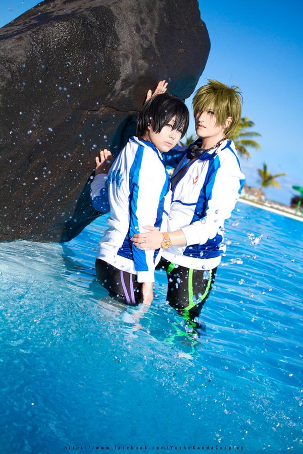 Free! Iwatobi Swimming Club by Hikari-Kanda
