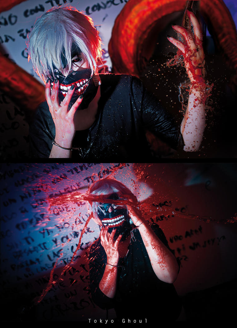 Tokyo Ghoul - the hunger of a ghoul by Hikari-Kanda
