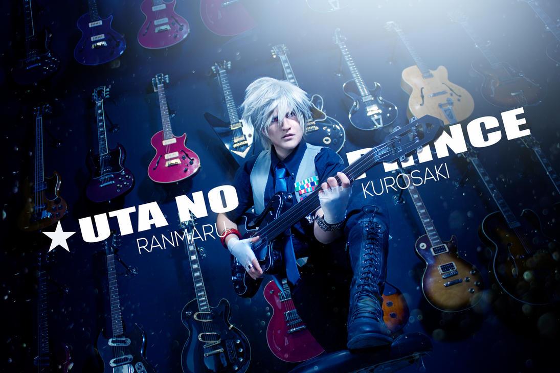 Ranmaru Kurosaki - Rock style by Hikari-Kanda
