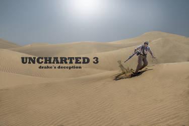 Uncharted 3 by Hikari-Kanda