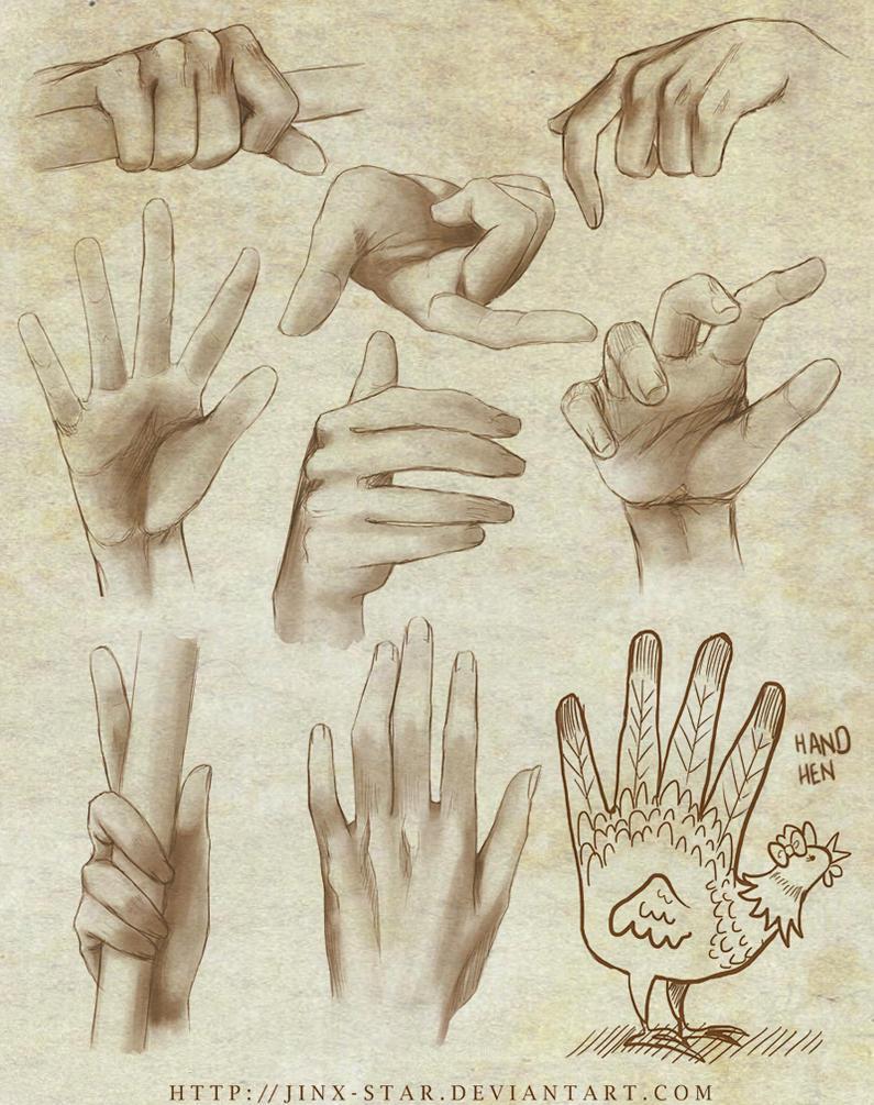 +HAND STUDY+ by jinx-star