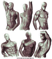 + MALE BODY STUDY: SEXUAL OFFENDERMEN + by jinx-star