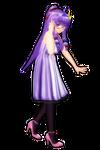 Ponytail Patchouli
